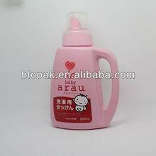 800ml Laundry detergent plastic Bottle