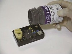 E536B/H536 UL-94v0 epoxy AB glue thermal conductive adhesive for electronic potting