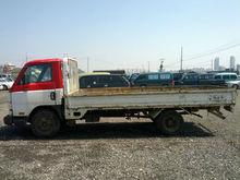 2000 HYUNDAI Trade(Truck) 2.5t MT used car