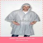 Emergency PE rain Poncho/coat