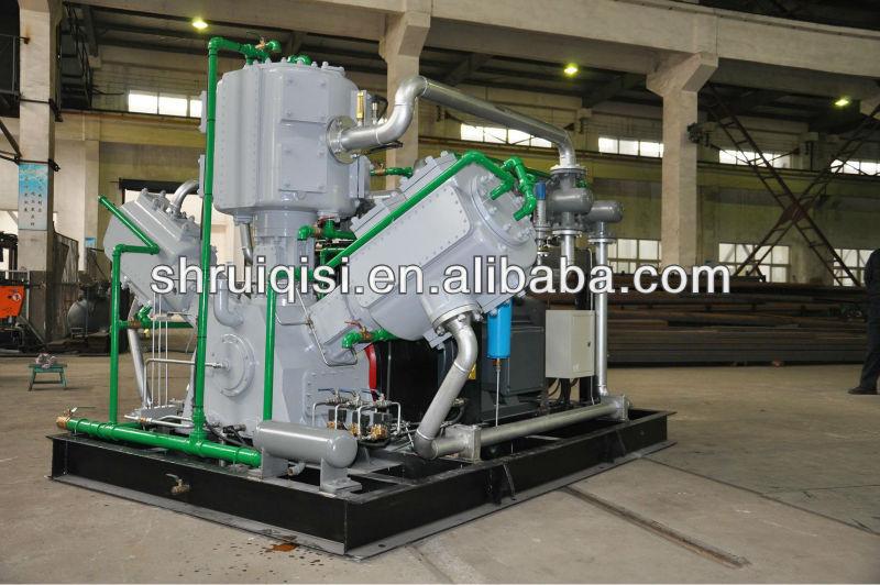 7.5kw/10hp air compressor 12v air compressor water-cooled oilfree 40bar pet blow moulding air compressor