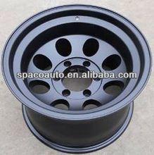 popular 4x4 accessories chrome aluminum wheels for Jeep,SUV