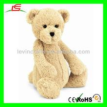 Le-d659 tímido Honey oso de peluche de felpa Pull and Bear