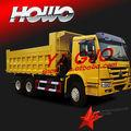 Sinotruk howo 6x4 10 wheerler 336hp 19.32 cúbicos de descarga de camiones para la venta