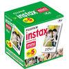 Fujifilm Instax Mini Instant Film, 10 Sheets (5-Pack) For Mini8/Mini25/Mini50s/Mini90 Film Camera