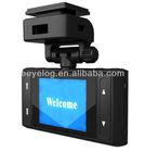 Eeyelog mini hicle car camera dvr video recorder A2S60+OV2710+Optional GPS+G-sensor+Motion detec+Loose recording
