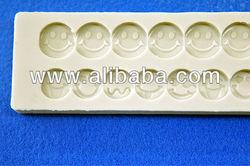 Sugarcraft silicone mold Fondant mould Molding#0008