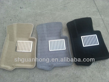3d blanket car floor mats,3d 5 pcs set car floor mats,good quality fashional 3d car floor mat
