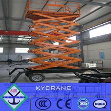 hydraulic sky lift platform