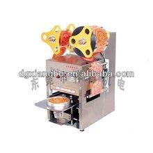 Automatic vacuum cup sealer/plastic cup sealer machine ET-Q8