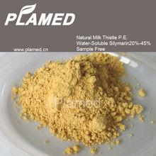 free sample milk thistle extract powder capsule,liver milk thistle extract powder