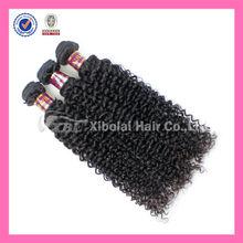 Large Stock Virgin Brazilian Virgin Human Hair Weave Deep Curly