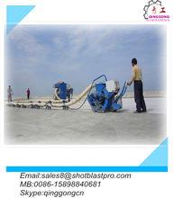 floor stripper Shot Blasting Machine China supplier/ factory(with Omron m2)
