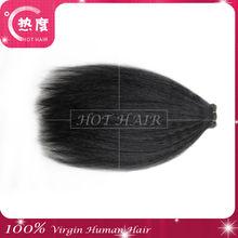 hot selling unprocessed hair 2013 new arrival yaki hair yaki braids