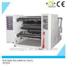 Auto High Speed stationery tape slitting machine