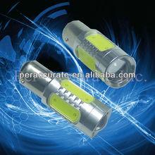 TOP Quality 1156 1157 7.5W with Convex lens led lamp ba15d led headlamp