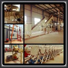 advanced high capacity sweet potato& manioc starch production line|tapioca starch production line in plant
