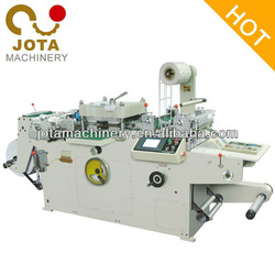 New Type Auto Label Roll Die Cutting Machine