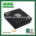 Kleidung verpackenkasten/schönen verpackungskarton/speziellem papier verpackenkasten