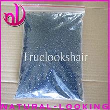 Without damage hair black keratin grains italian keratin fusion glue hair extension