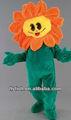 Sonnenblumen maskottchen, maskottchen kostüme toy story