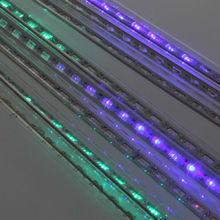 New Christmas Lights Colorful Led Shower Meteor Lighting