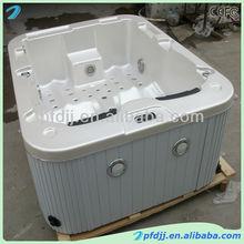 Cheap Portable Wooden Camping Bathtub