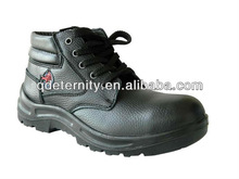 New leather steel toe safety shoes (skype:milybaby007)