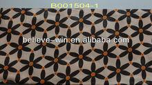 African bazin fabric top selling printed silk brocade fabrics of B001504-1