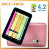 OCTPAD Tablet free sample,New Dual-core Android 4.2 Tablet in free