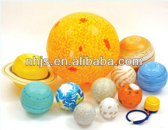 Inflatable Solar System Pvc Balls - Buy Pvc Balls ...