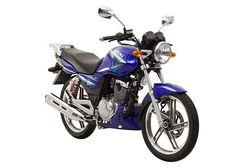 Suzuki EN150A motorcycle 150cc