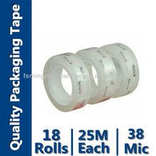 Opp Adhesive Stationery Tape 60 micron