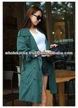Korea Fashion Outwears Chic in NewYork Trench Coat - KYCCM14014