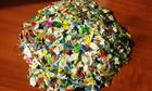 HDPE Bottle Flakes