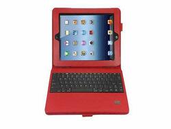 Brown color v2.0 usb bluetooth keyboard for ipad 2 keyboard case for ipad 3