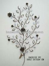 2013 hot sale nice metal flower art
