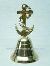 """Anchor Brass Bells 6"""" solid brass"""