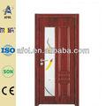 Zhejiang afol porta battente in legno, porte in legno con le immagini di windows