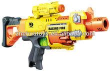 2013 Cool design Kids B/O Soft bullet gun toy/ Kids toy gun