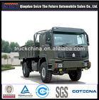 SINOTRUK CHINA TRUCK 4x4Trucks 4x4 Off Road Military Truck