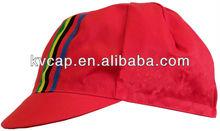 BIANCHI MILANO RETRO CYCLING BIKE CAP RED