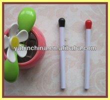 matchstick pen ,match plastic ballpoint pen