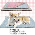 2013 nueva manta del bebé del diseño del perro de la felpa