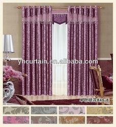 motorized blackout drapery curtain for living room