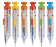the hottest 8 in 1 promotional gel ink pen for kids