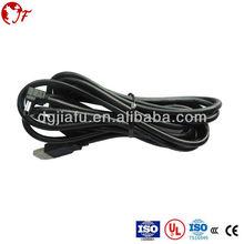 standard USB port to right angle mini USB port