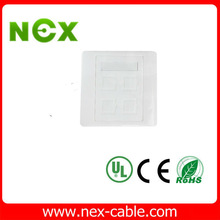 network rj45 wall switch socket outlet faceplate
