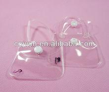 Vinyl clear plastic pvc children's gift bag