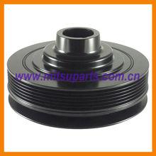 Pickup Crankshaft Pulley For Mitsubishi Pajero Sport Triton L200 KH4W KA4T KB4T 4D56 1104A013